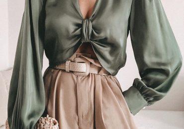 Как подобрать брюки-палаццо и с чем их носить