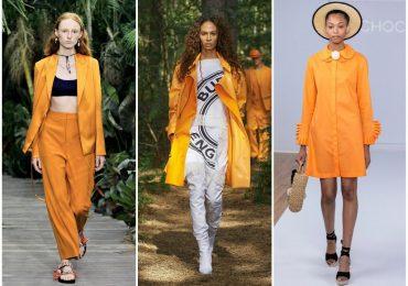 Модные оттенки весны по версии Pantone