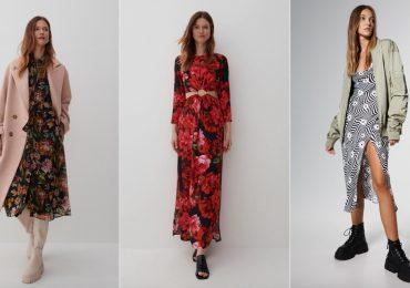 Платья в цветочный принт – неувядаемая мода