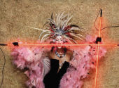 An ENIGMA and a LIVING DOLL. Lady Gaga starred in the photo shoot for the V Magazine in unexpected looks
