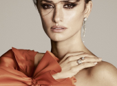 Vintage Chanel. Penelope Cruz starred in a new photoshoot for Spanish Vogue