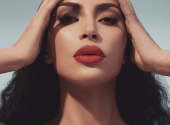 Kim Kardashian admitted that suffers from a serious skin disease