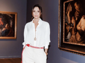 Victoria Beckham re-released dresses of past collections