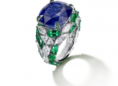 De Grisogono presented a collection of jewellery for the Cannes Film Festival 2019