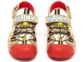 Gucci unveils $700 clown shoes