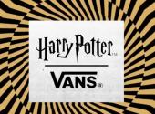 Vans unveiled its Harry Potter collaboration