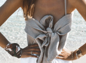 Fashion experts have named the most fashionable fabric of this summer