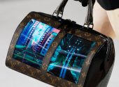 Louis Vuitton presented bags of the future