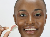 The world's first stick-on eyeshadow has been launched