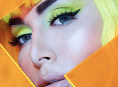 New Neon Obsessions eyeshadow palettes from Huda Beauty are true love