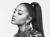 Ariana Grande starred in GIVENCHY advertising campaign