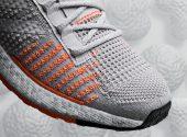 Adidas presents bizarre running shoes