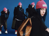 Billie Eilish has become the face of the MCM brand