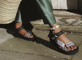 Five pairs of sandals that you cannot miss this summer 2019