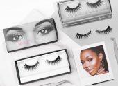 Huda Beauty and Kahlana Barfield Brown launched an eyelash collaboration