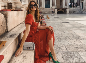 Very hot: the sexiest colour of autumn 2019