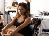 The most fashionable colours of fall 2019 in Victoria Beckham's new look