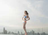 Eternal youth exists: 50-year-old Hong Kong model proves