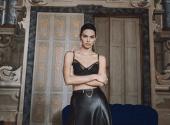 Black: The trendiest shade in Parisian street fashion