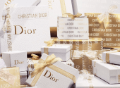 Dior released the first-ever advent calendar with cosmetics