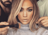 Not afraid of changes: Jennifer Lopez got a new haircut