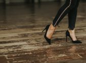 The higher the better: How heels appeared