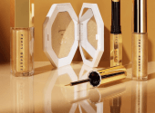"""Rihanna released """"golden"""" makeup collection for Christmas"""