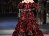 Dolce & Gabbana dedicated a couture collection to the opera