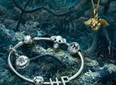 Pandora released a collection inspired by Harry Potter