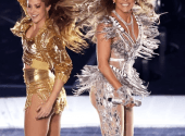 Watch the grand Shakira and J Lo's Super Bowl show